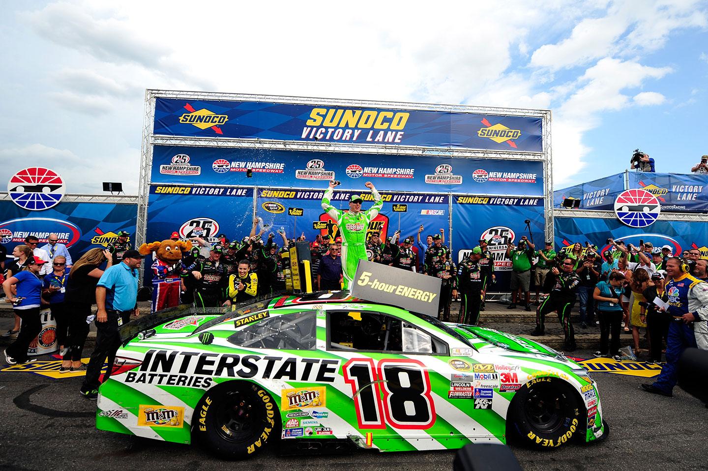 2015 NASCAR スプリントカップ第...